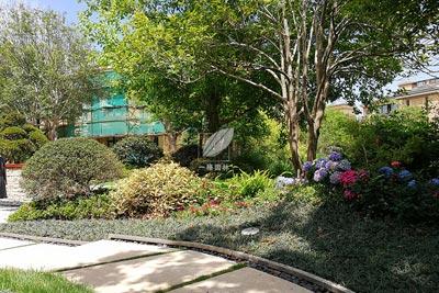 冬季,是否适合做庭院设计