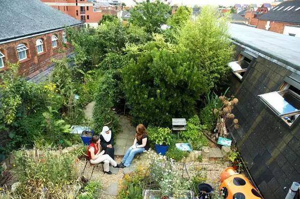 【一格园林】解读屋顶花园之景观设计类型